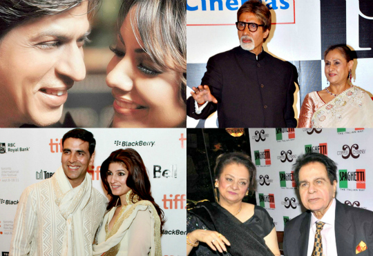 All the glitz and glamour in Bollywood comes with a price. There is tremendous pressure and numerous distractions and temptations. No wonder most relationships in Bollywood are short-lived.