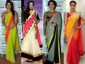 Neon saris