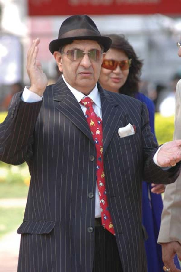 Cyrus Poonawalla