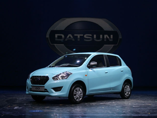 Datsun GO Unveiled in India