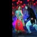 Diandra Sores with Shawar Ali