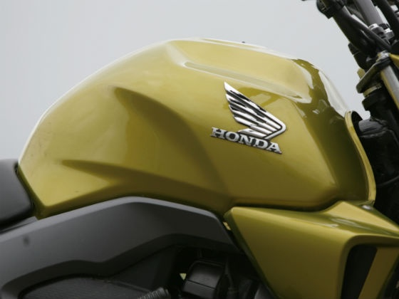 Honda CB Trigger: Road Test