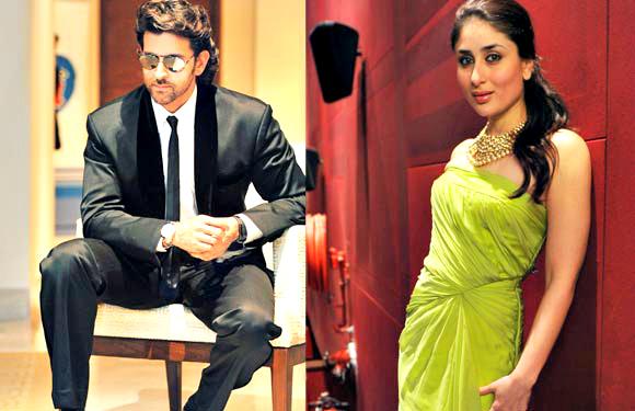 Hrithik Roshan-Kareena Kapoor Khan