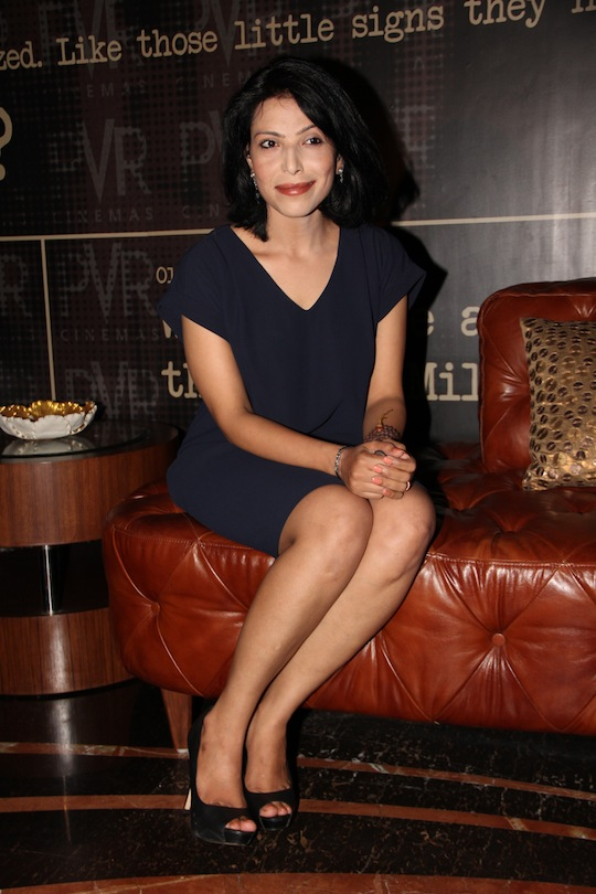 Chak De India fame Shilpa Shukla's new movie BA Pass has found the support of director Mahesh Bhatt who was the chief guest at a press conference hosted to promote the film