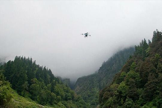 Indigenous UAVs for Surveillance