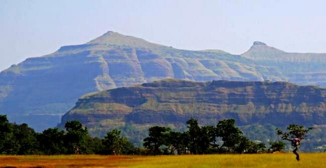 Kalsubai Trek  Kalsubai is the highest peak of Maharashtra . A trek to Kalsubai is a medium level trek, but the height of the peak makes this trek quite challenging. The best season to plan a Kalsubai trek is during monsoon and winter. Location : AhmednagarTrek duration: 4-5 hrs to climb