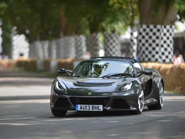 Lotus Exige Roadster