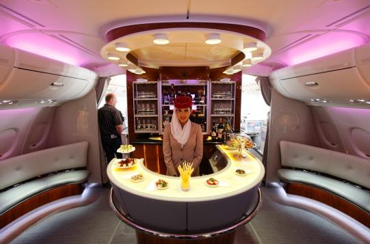 Luxury on Air