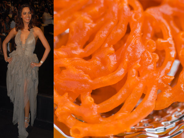 Mallika Sherawat: She likes to twist people round and round with her lies and fake sweetness. This 'Jalebi bai' is just that - a jalebi!