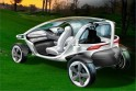 Mercedes-Benz Golf Cart Concept