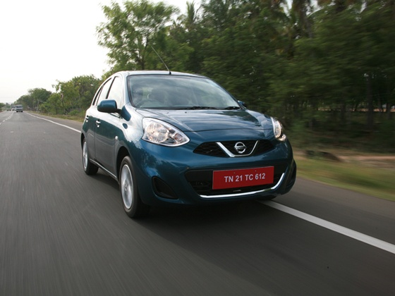 It's been a while since Nissan made its foray into the Indian market with the Micra and the hatchback has been up for a makeover for a while now. While the car itself was pretty potent, there were some issues that Nissan really needed to sort out with it – first and foremost of which was its somewhat feminine face. Interiors don't seem to have been the Japanese manufacturers strong point in India either and while the Micra brought with it lots of gadgets and gizmos that had never before been seen in this segment here, the sea of grey on the dash didn't really make the Micra a happy place to spend your commute in. Well, the Micra has now been refreshed for 2013 and it more than takes care of those issues that plagued the sales for the Micra all these years, and in fact Nissan has gone a step further too.