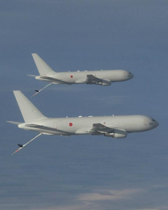 Japan KC-767J tanker