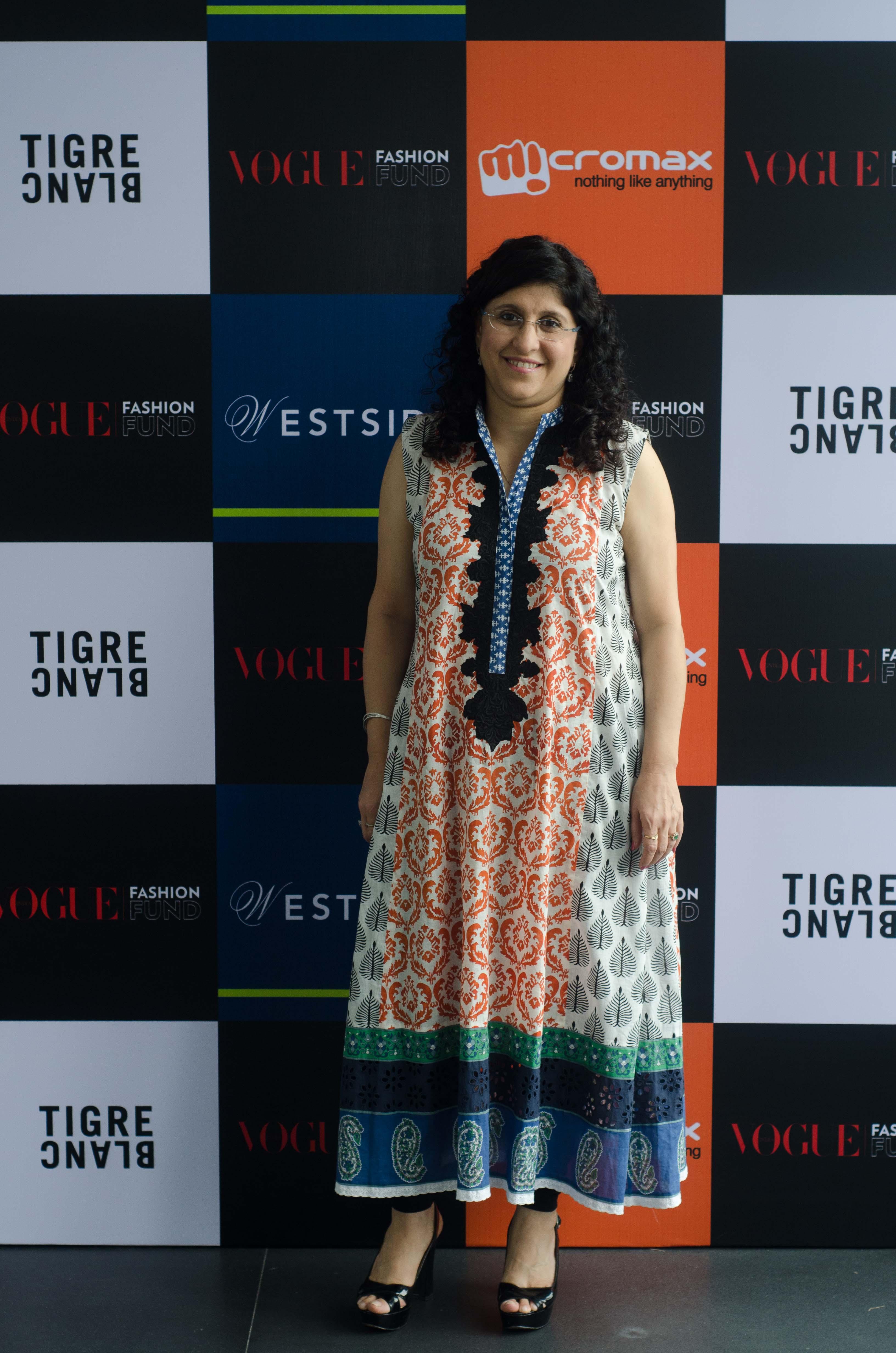 Oona Dhabhar, Marketing Director, Condé Nast India
