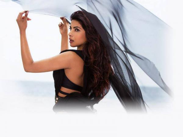 Sensuous Priyanka glams up her upcoming single!