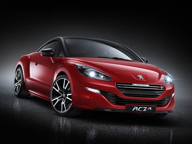 The Peugeot RCZ R will take its formal debut at the 2013 Frankfurt Motor Show, in September and will hit markets by early 2014