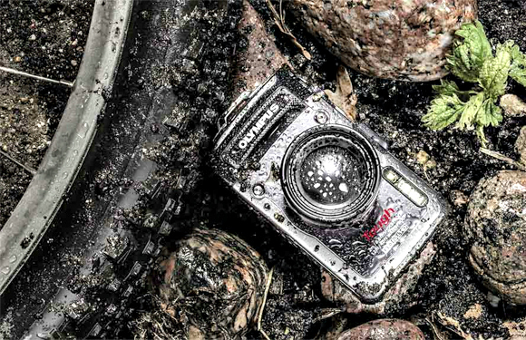 Rugged All-terrain Camera