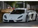Corvette-powered Sin R1 supercar