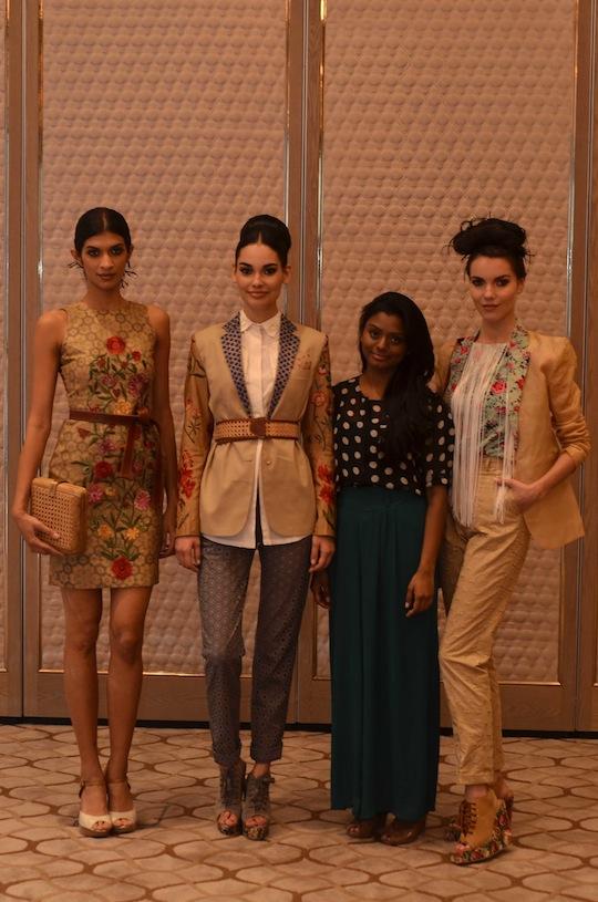 Vogue Fashion Fund semi-finalist Archana Rao