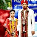 Ankeet Chavan and Neha Sambari