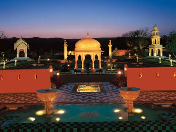 TripAdvisor revealed that of the ten best hotels in the country, Udaipur – otherwise known as the lap of luxury – is home to three. And of the many hotel chains, the Oberoi properties of Udaipur, Shimla, Jaipur and Mumbai have been featured on the list. Here's a look at Incredible India, one magnificent hotel at a time