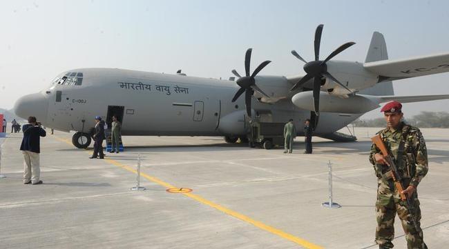 C-130J Super Hercules