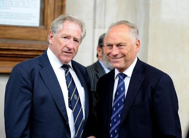 Cricketer Tony Greig Memorial Service
