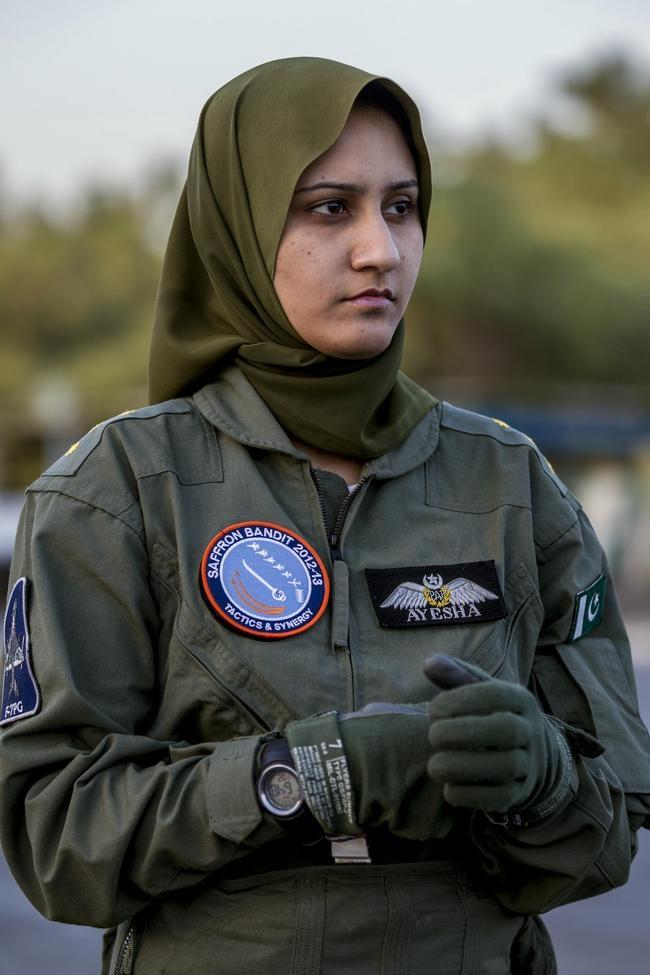 Ayesha Farooq: Pakistan