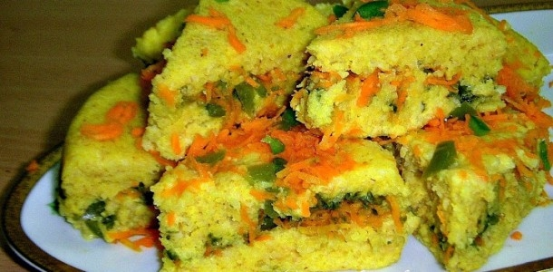 Oat Recipes: 20 Ways to Add Oats to Your Diet : Oats Dhokla