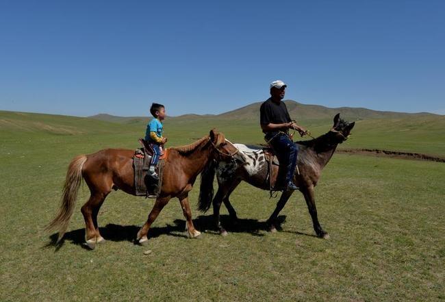 Spellbinding Mongolia