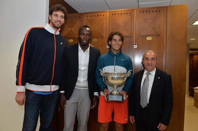 Bolt Witness Rafa