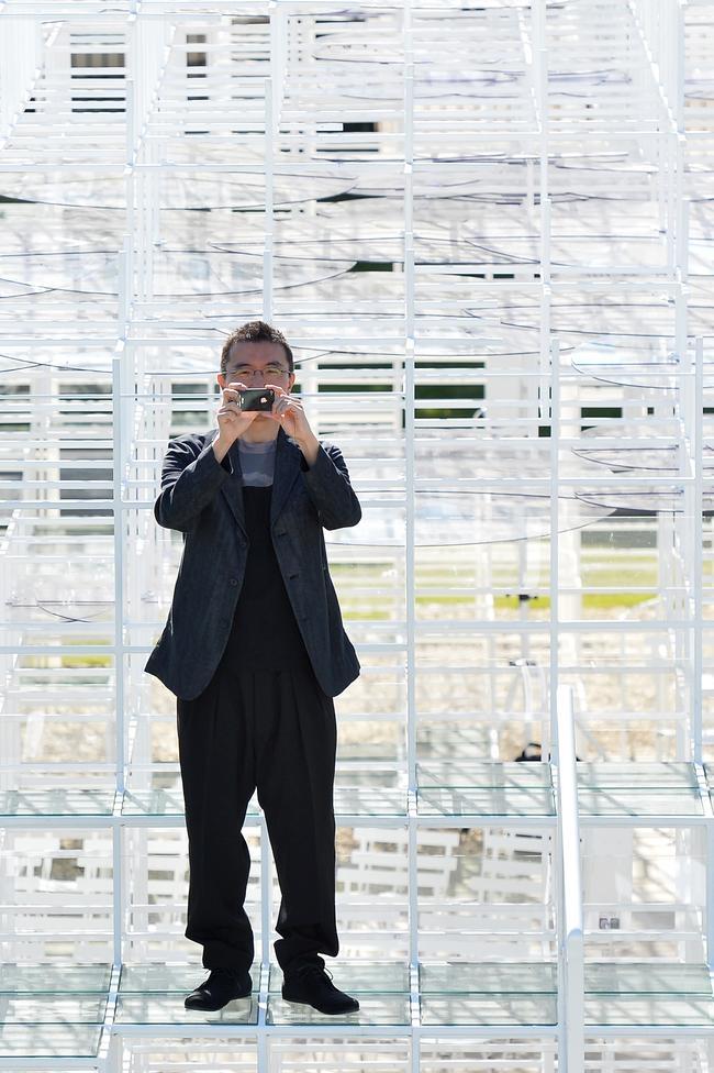 The Serpentine Gallery Pavilion 2013
