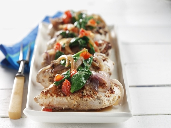 Healthy Foods: Foods Rich in Iron to Boost Heamoglobin: Chicken breast