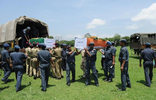 Bravehearts Given Guard of Honour