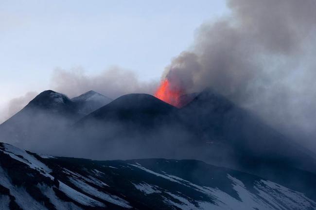 Mount Etna Gains World Heritage Status