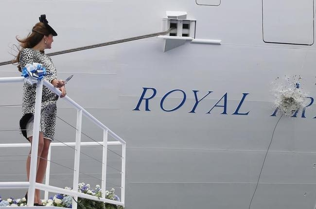 The Royal Princess