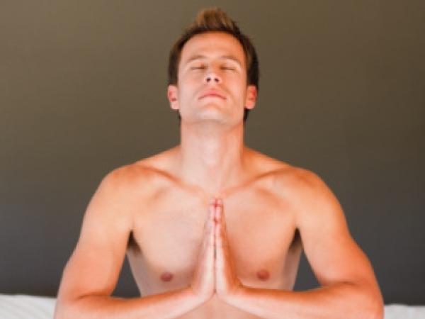 Health Tip for Stronger and Longer Erection # 16: Practice meditation