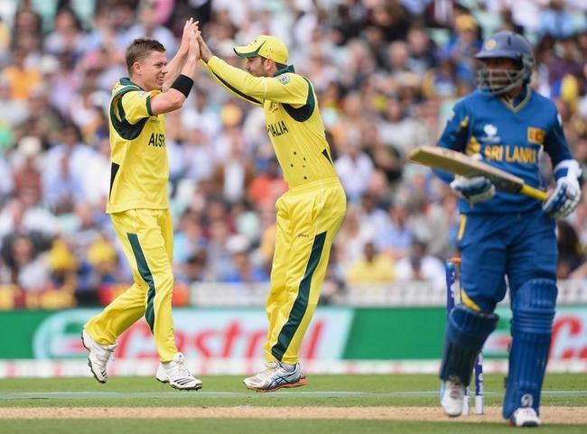 Sri Lanka v Australia: Group A - ICC Champions Trophy
