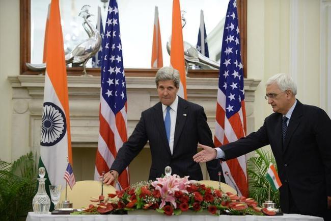 INDIA-US-DIPLOMACY-KERRY