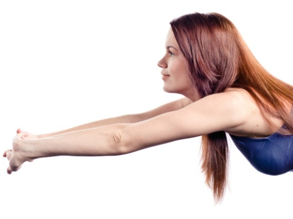 Home Workout to Get Rid of Arm Flab: Pushing the Tree