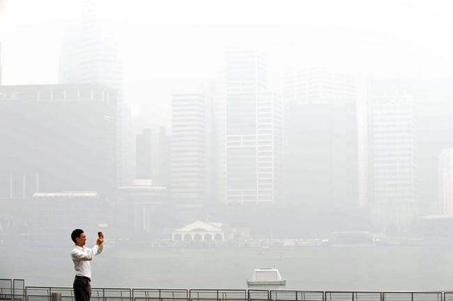 Singapore Smog