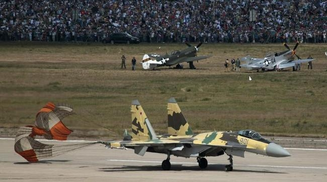 Su-35: Russia's Latest Version of Sukhoi Jet