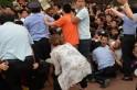 Stampede at David Beckham Event in China