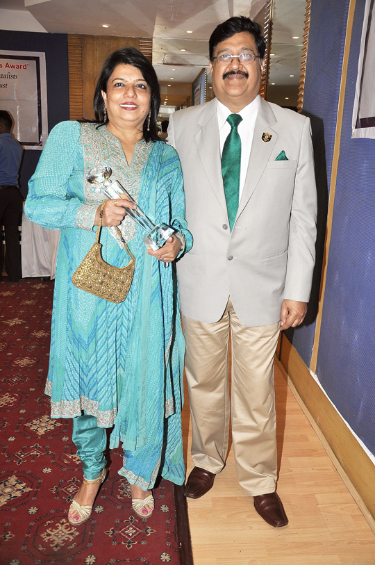 Dr. Ashok and Madhu Chopra