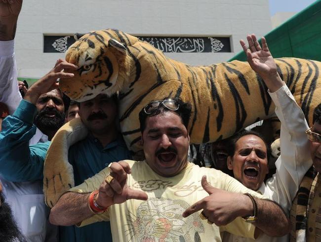 Nawaz Sharif Sworn in as Pakistan