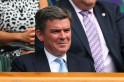 British Minister for Sport Hugh Robertson