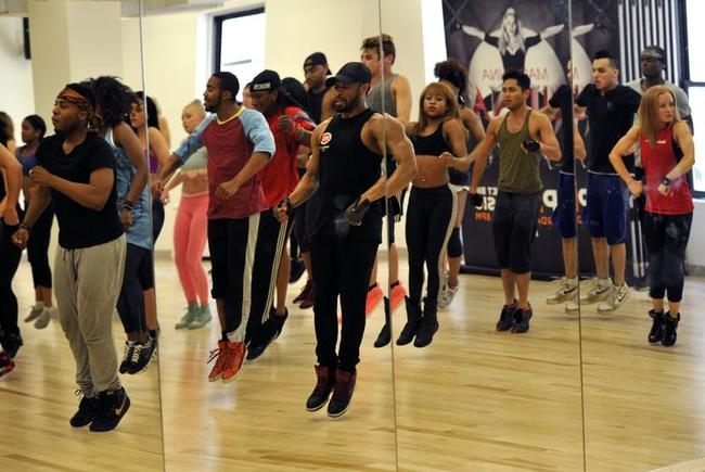 Dance Auditions for Madonna