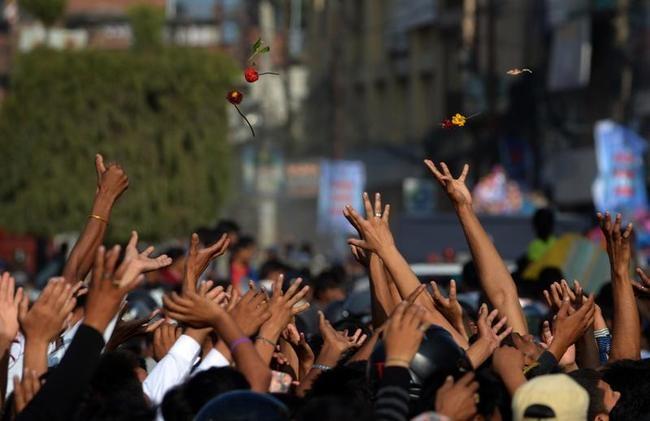 Rato Machhendranath Chariot Festival