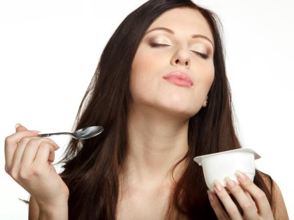 Healthy Food: Best Snack Under 100 Calories: Honey and yoghurt:
