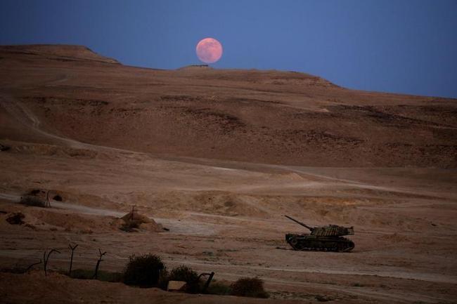 ISRAEL-PALESTINIAN-SUPERMOON