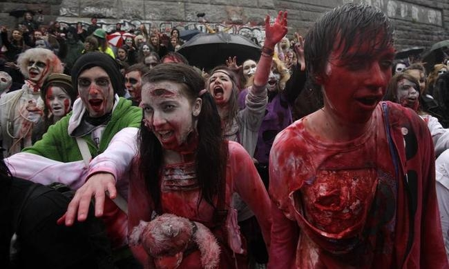 Zombies in